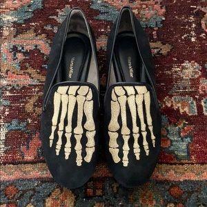 Mara & Mine Skeleton Shoes